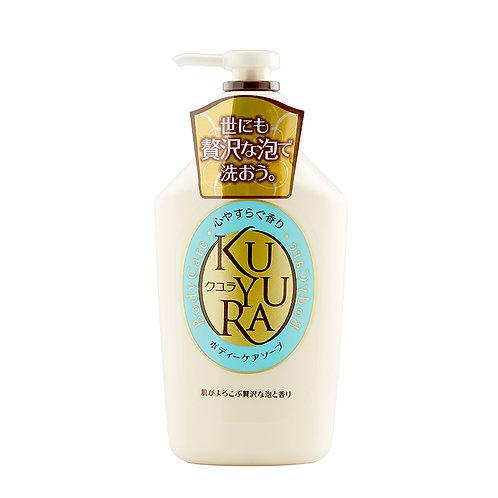 SHISEIDO Kuyura Body Care Soap Relaxing Herbal 550ml