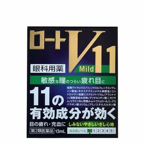 Rohto V11 MILD Eye Drops 13ml