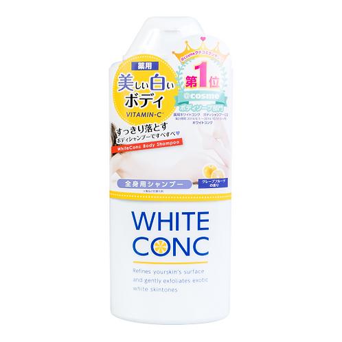 White Conc Whiting Body Shampoo CII 360ML