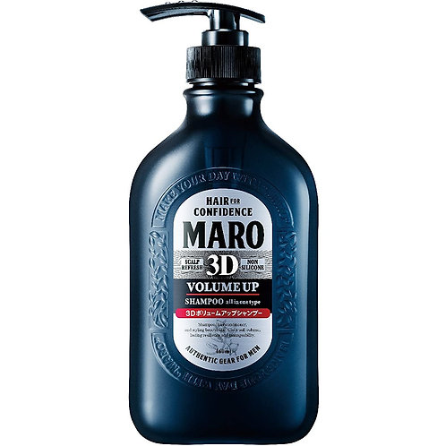 MARO 3D Volume Up shampoo EX 460 ml