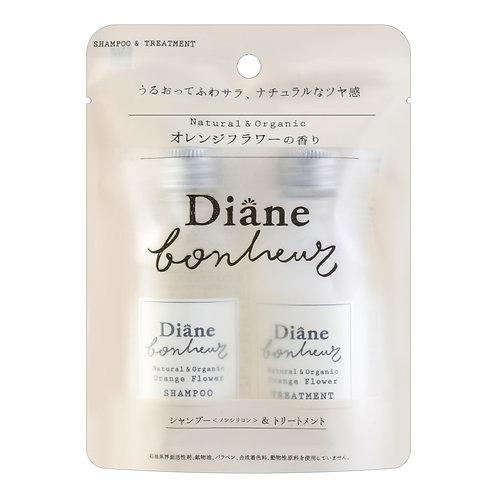 Diane Bonheur Orange Flower Moist Relax Travel Set