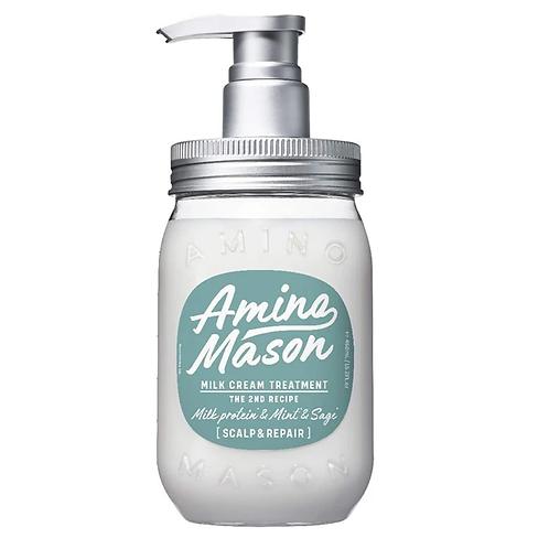 AMINO MASON Scalp& Repair Treatment 450ml