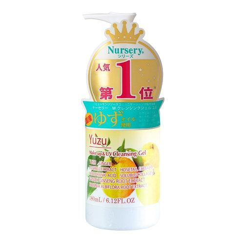 Nursery Makeup & UV Cleansing Gel - Yuzu 180ml
