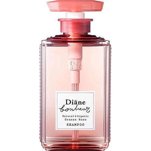 Diane Bonheur Grasses Rose Damage Repairing Shampoo 500ml