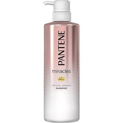 Pantene Miracles Crystal Smooth Shampoo 500ml