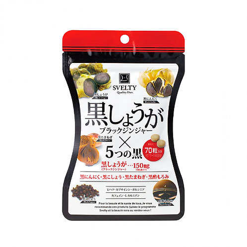 Svelty Black Ginger loss-weight supplement