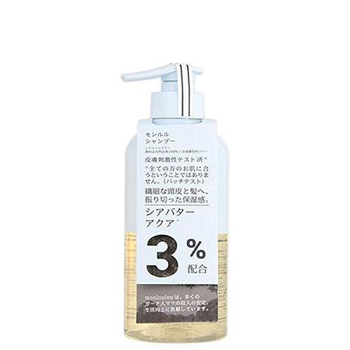 Mon Loulou 3% Liquid Butter Shampoo 400ml