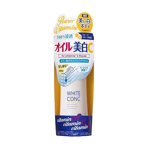 WIHTE CONC Whitening Oil With Vitamin C 100ml