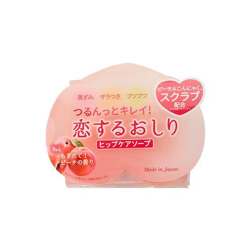 Pelican Japan Love Hip Scrub & Moisture Care Soap 80g/2.7oz. for Women Award #1