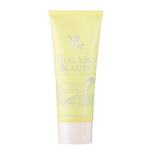 Venus Lab Thalasso Beaute Hair Removing Cream Yuzu Scented 200g