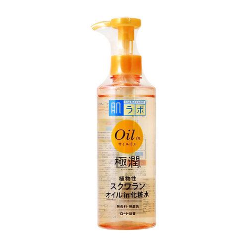 Rohto HADALABO Gokujun Oil In Lotion