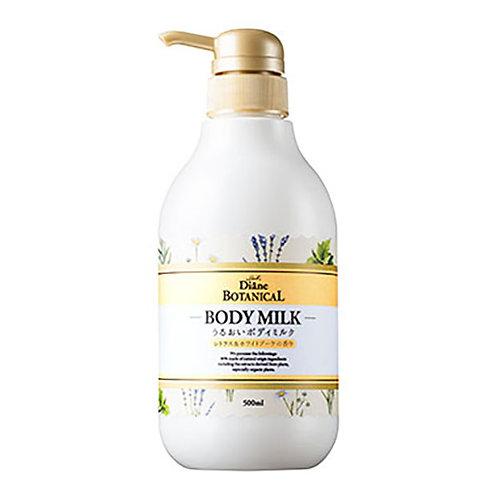 DIANE Botanical Moisturizing Body Milk Citrus & White Bouquet Aroma 500ml