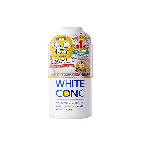 White Conc Whiting Body Shampoo CII 150ML