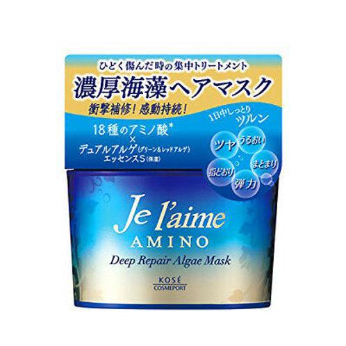 KOSE JE L'AIME Amino Deep Repair Algae Mask 200g