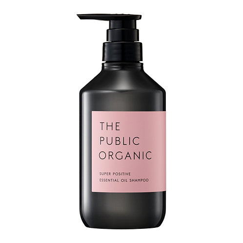 THE PUBLIC ORGANIC Super Positive Deep Repair Shampoo 480ml