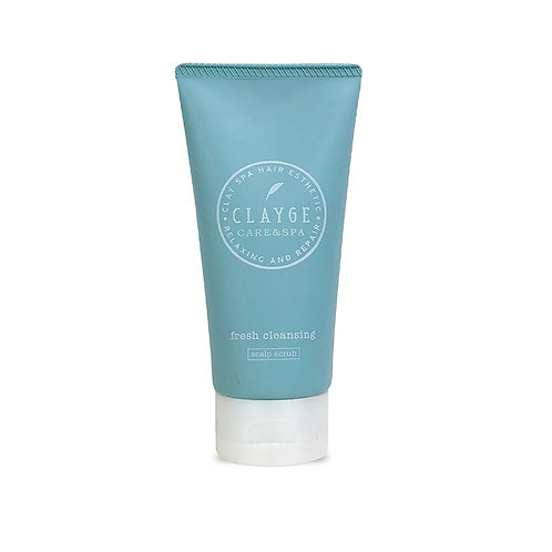 CLAYGE Fresh Cleansing Scalp Scrub 150g
