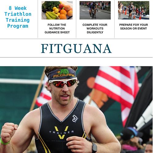 8 Week Beginner Olympic Triathlon Program