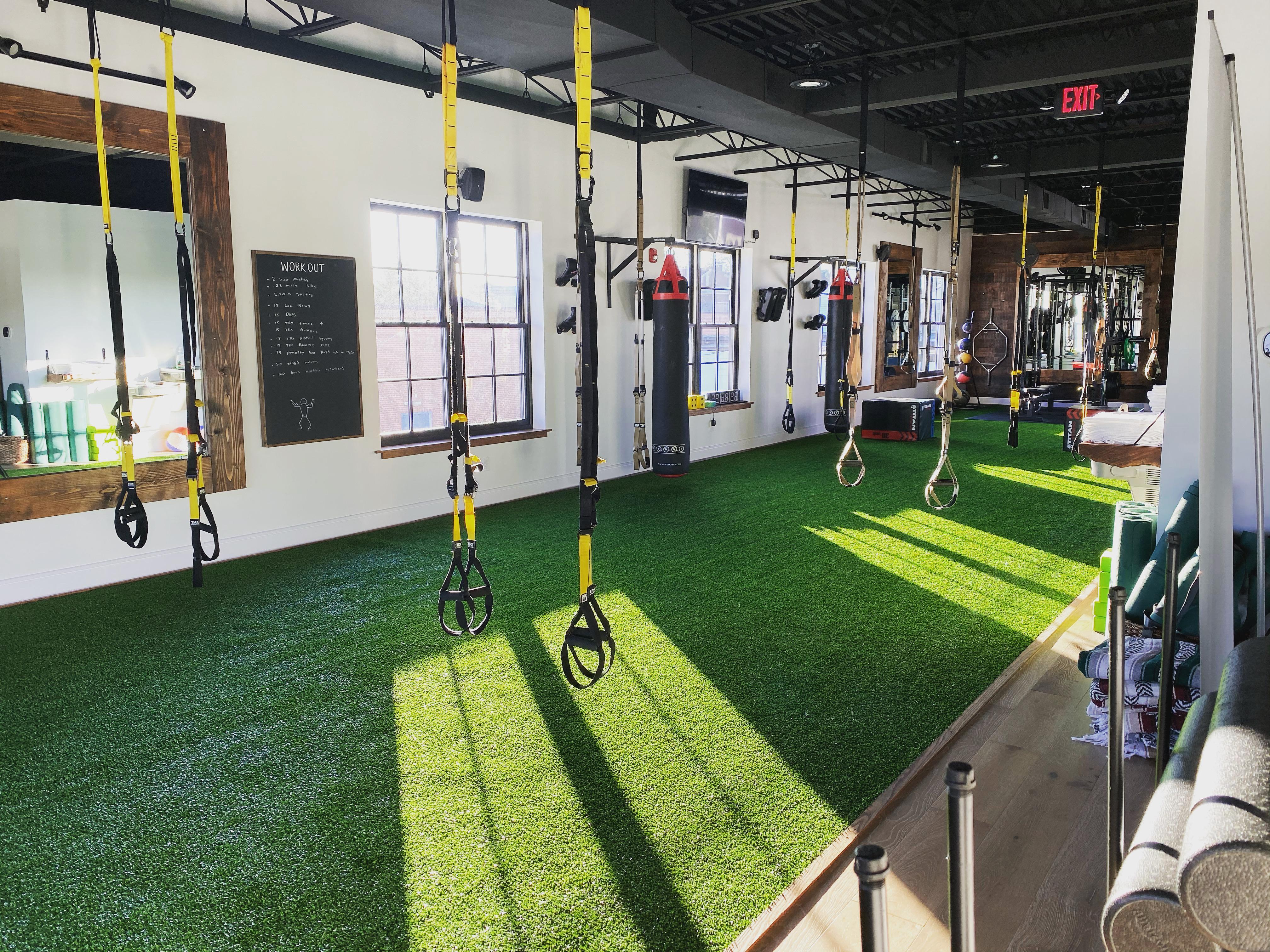 FitGuana Ridgefield gym fitness personal