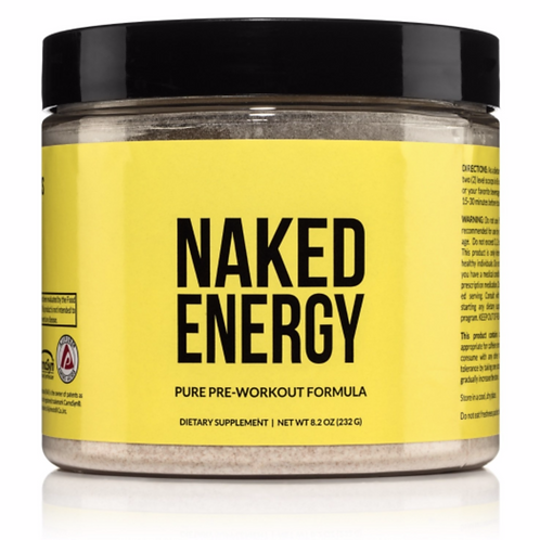 Naked Pre Workout 50 servings