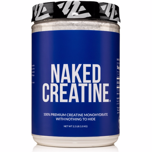 Naked Creatine Monohydrate 2.2lbs