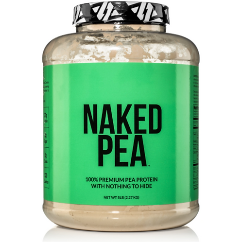 Naked Pea Protein 5lbs