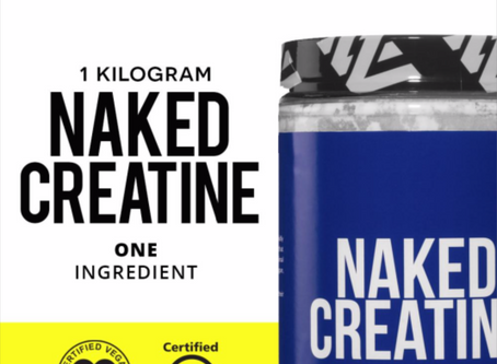 About Creatine Monohydrate