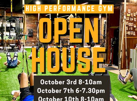 Open House at FitGuana