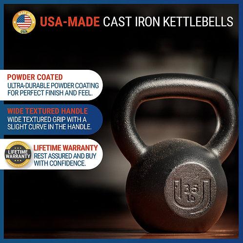 44 lbs Kettle Bell