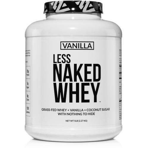 Vanilla Whey Protein 5lbs