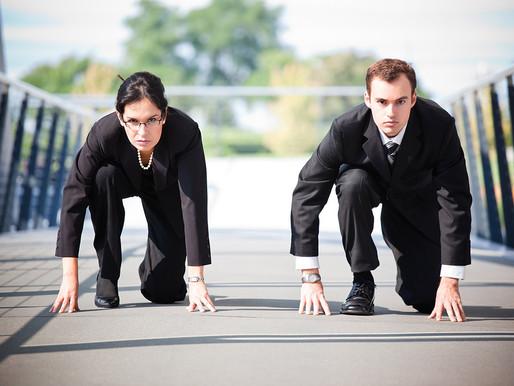 זוגיות בתחרות בעבודה ובבית
