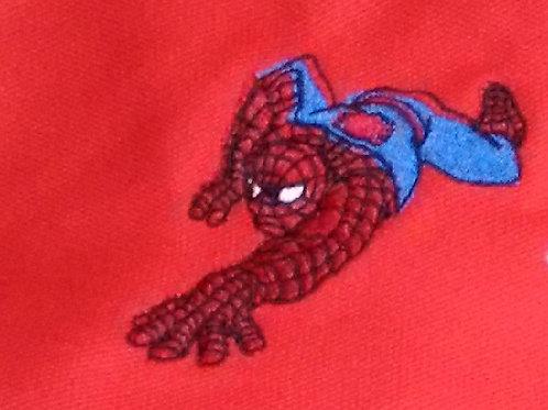 Kit com 3 toalhas de mão Homem Aranha