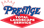 Prestige Total Landscape Logo