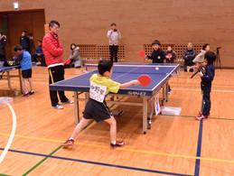 平成29年度 ニッタク杯川崎オープン小学生卓球大会