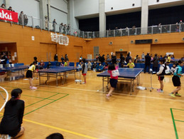 平成30年度 ニッタク杯川崎オープン小学生卓球大会