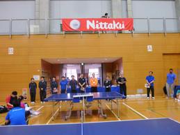 ニッタク杯 川崎オープンダブルス卓球大会