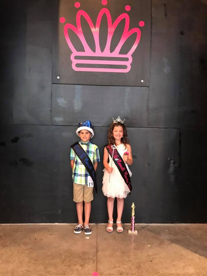 Little Mr and Miss CC 2017
