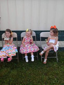 Some cutie pie winners