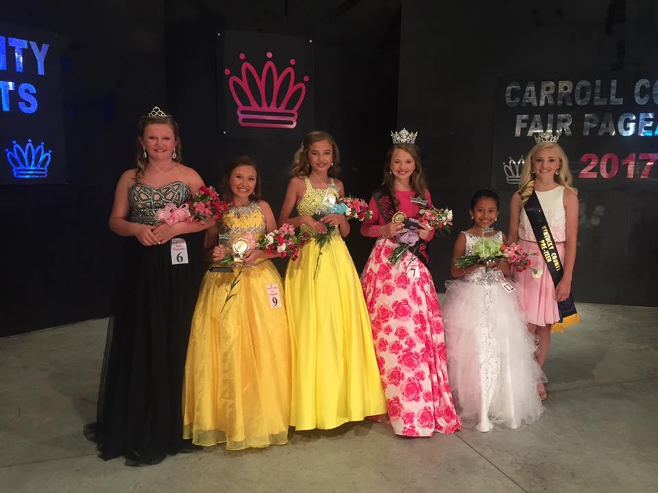 Pre-Teen Carroll County 2017