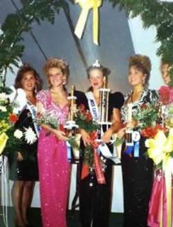 Miss Carroll County Fair 1992