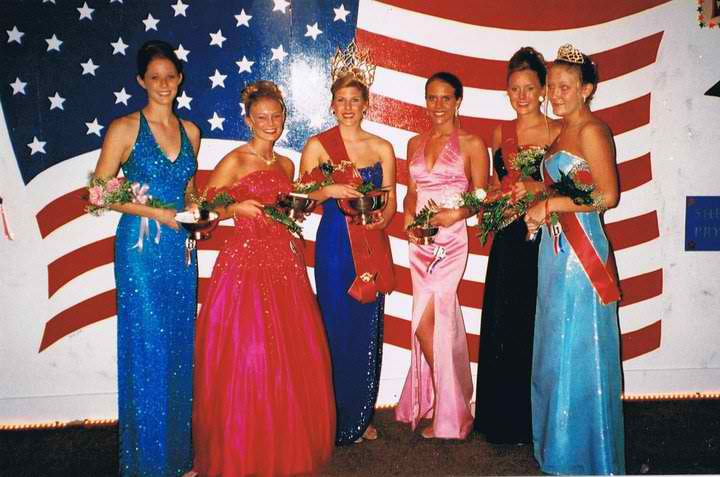 Miss Carroll County Fair 2002