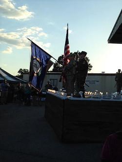 Carroll County Schools Honor Guard