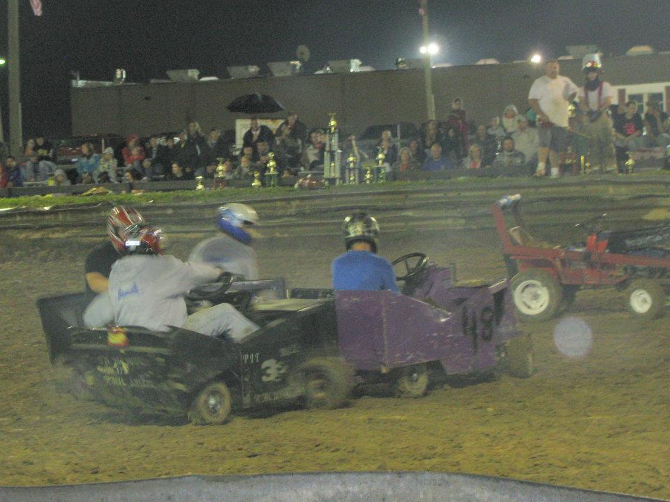 Lawn Mower Derby
