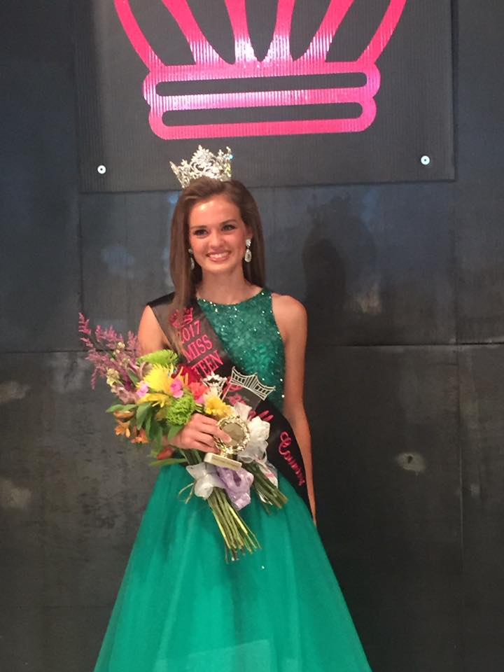 Miss Teen Carroll County 2017