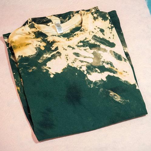 Forest bleached shirt [2] {MEDIUM}