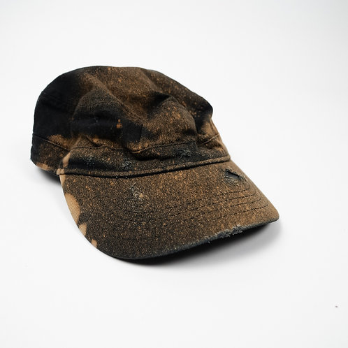 Bleached & Distressed cap