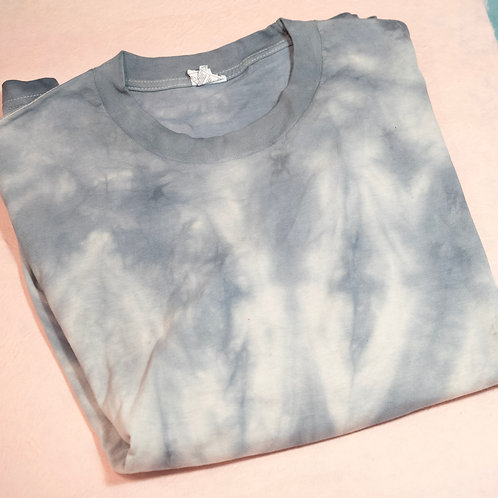 Grey/blue dyed shirt [2] {XLARGE}
