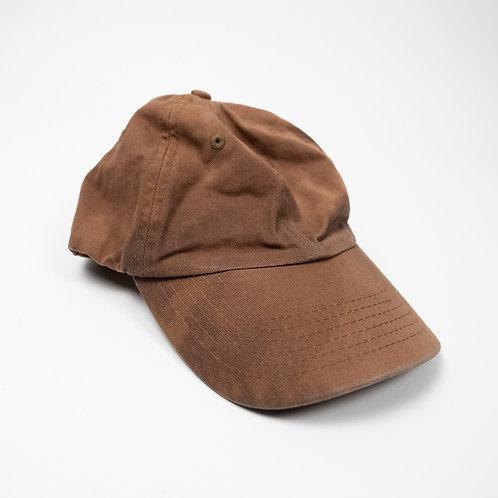 Aged Brown Hat