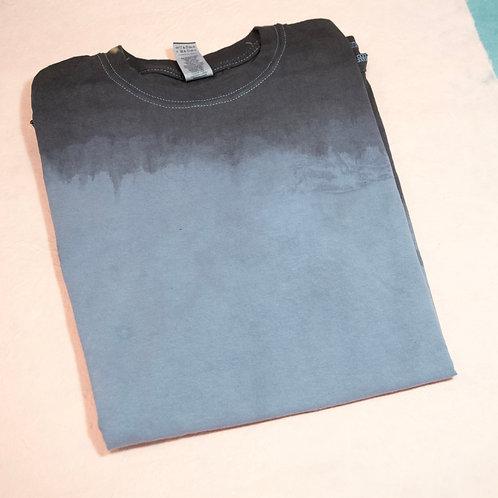 Blue/Black Dip-Dye{MEDIUM}