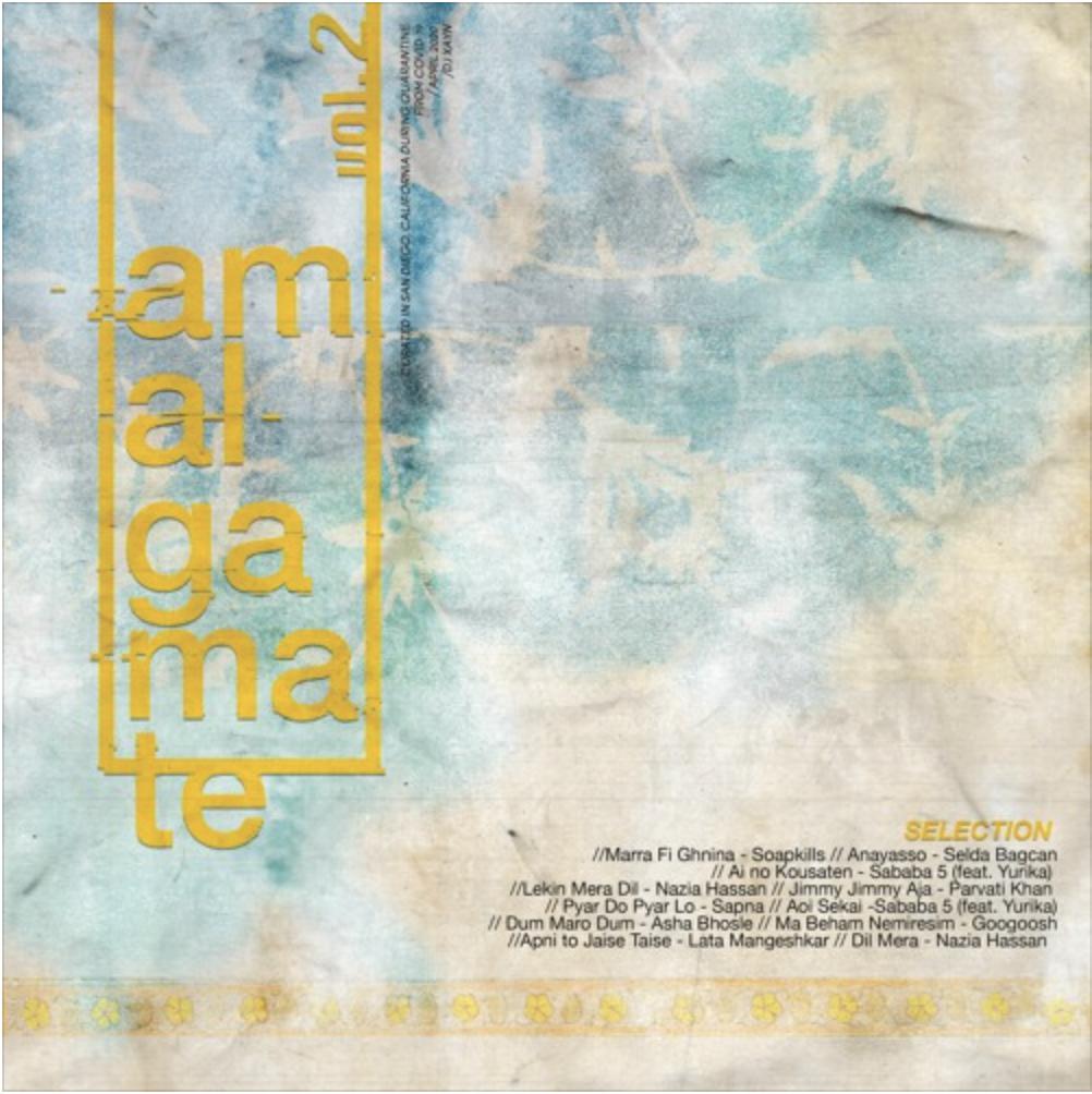 Amalgamate Mix Vol. 2
