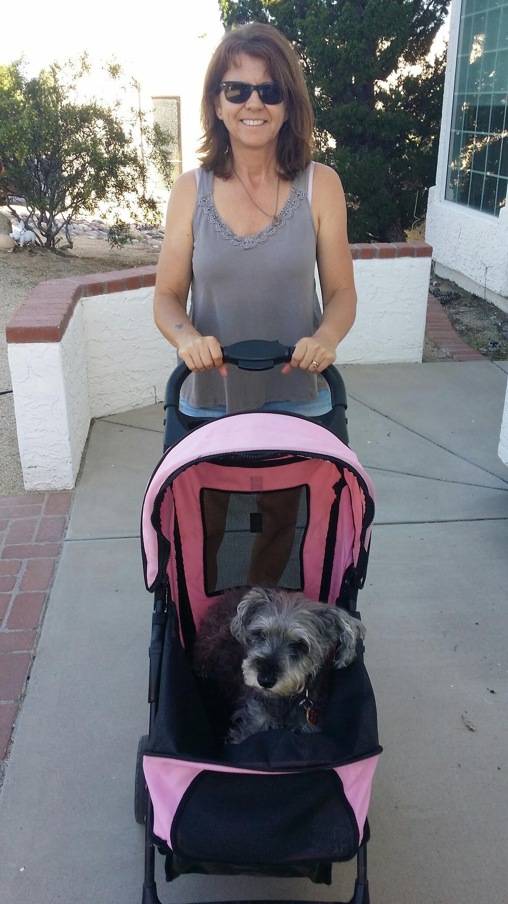 My Girl Roxy & Mom